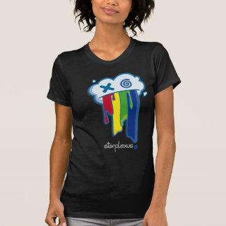 end of the rainbow tee shirt