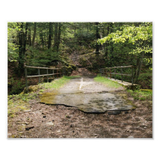End of the road 10x8 Photographic Print