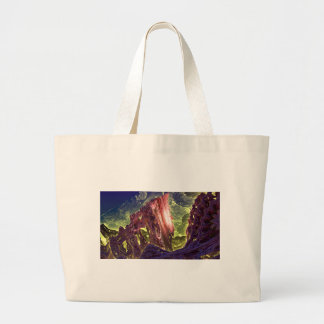 End Of The Road Canvas Bags