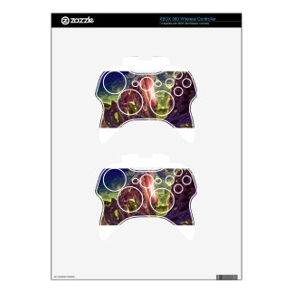 End Of The Road Xbox 360 Controller Skin