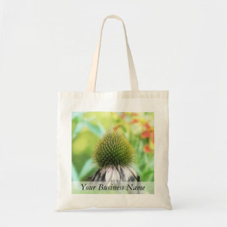 End Of The Season - Coneflower Close Up Tote Bag
