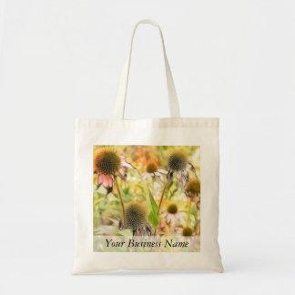 End Of The Season - Coneflowers Tote Bag