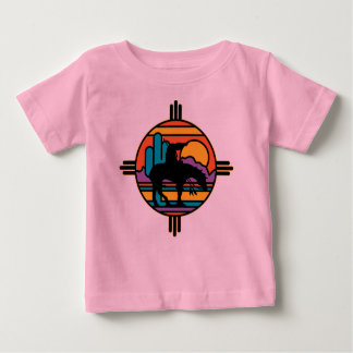 End of the Trail Native American Indian Baby T-Shirt
