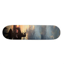 End of the Trail Skateboard