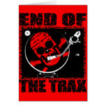 END OF THE TRAX CARD