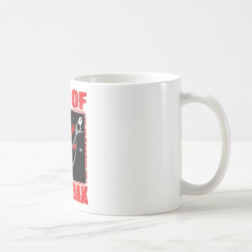 END OF THE TRAX COFFEE MUGS