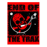 END OF THE TRAX POSTCARDS