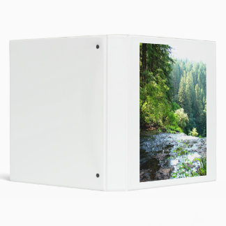 End of the Water 3 Ring Binder