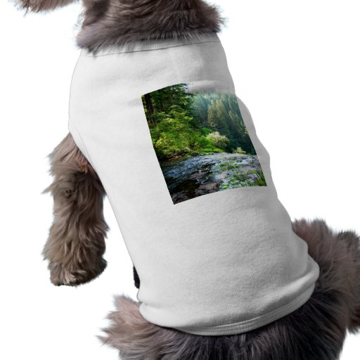 End of the Water Dog T Shirt