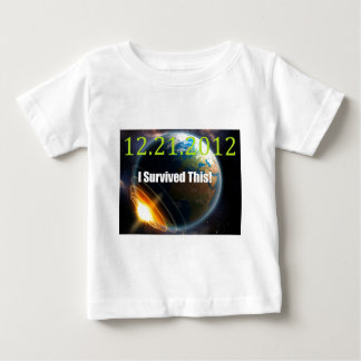 end of the world 2012 baby T-Shirt
