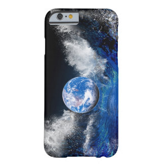 End of the World, conceptual computer artwork Barely There iPhone 6 Case