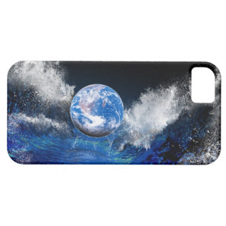 End of the World, conceptual computer artwork iPhone SE/5/5s Case