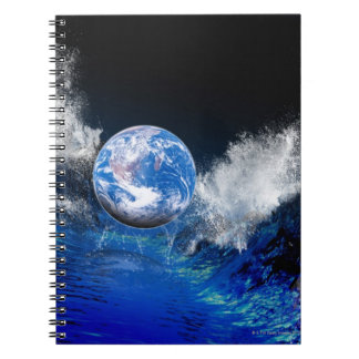 End of the World, conceptual computer artwork Notebooks