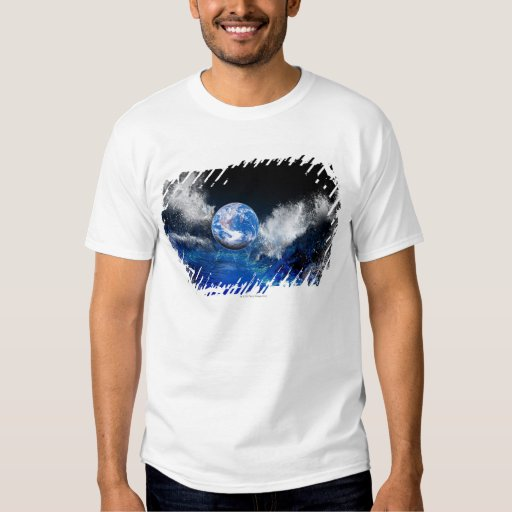 End of the World, conceptual computer artwork Tee Shirt
