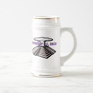 End Of The World  - December 21, 2012 Beer Stein