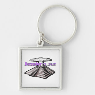 End Of The World  - December 21, 2012 Keychain