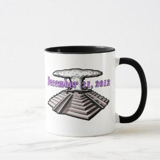 End Of The World  - December 21, 2012 Mug