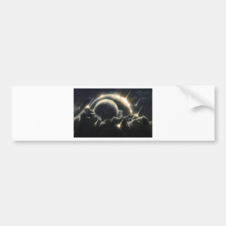 End of the World, Impact meteorite Car Bumper Sticker