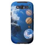 End of the World in 2012 conceptual computer Samsung Galaxy S3 Cover