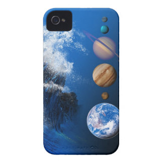 End of the World in 2012 conceptual computer iPhone 4 Case-Mate Case