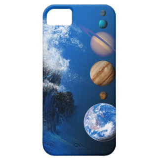 End of the World in 2012 conceptual computer iPhone SE/5/5s Case