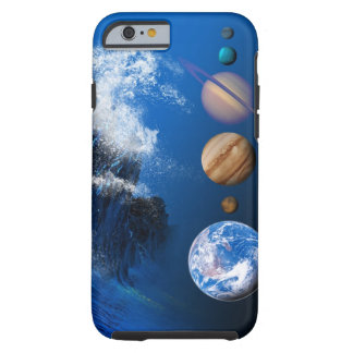 End of the World in 2012 conceptual computer Tough iPhone 6 Case