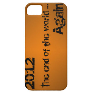 End of the World iPhone 5 Barely There Case