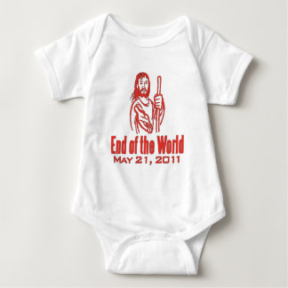 End of the World May 21, 2011 Baby Bodysuit