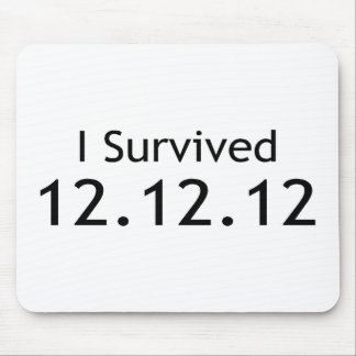 End of the World Mouse Pad