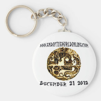 End of the World Online Keychain