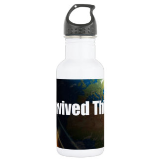 ENd of the world Stainless Steel Water Bottle
