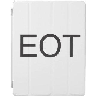 end of thread.ai iPad cover