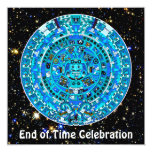 End of Time December 21, 2012 Party Celebration Custom Invitation