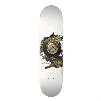 End Of Time Skateboard Deck