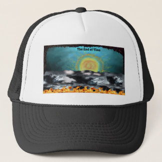 End of Time Trucker Hat