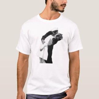 End of War Kiss T-Shirt