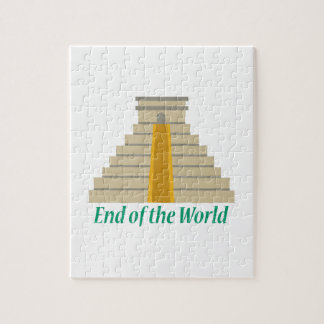 End Of World Jigsaw Puzzle