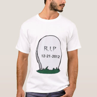 End of World tee