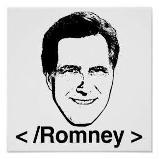 End Romney.png Poster