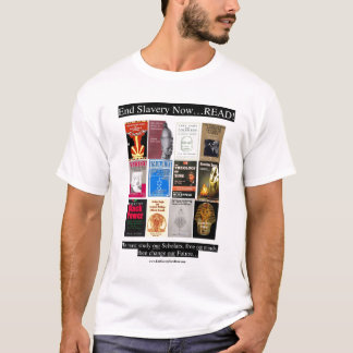 End Slavery, For our Brotha's... T-Shirt