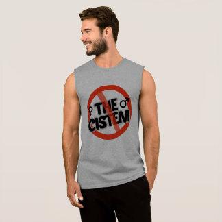 End the Cistem - -  Sleeveless Shirt