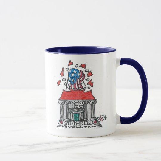 End the EDF Mug