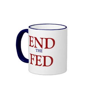 End the EDF Ringer Coffee Mug