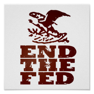 end the fed2 poster