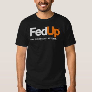 END THE FED 4 T-Shirt