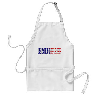 end the fed adult apron