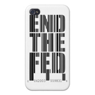 End The Fed BC $40.95 iPhone 4 Case