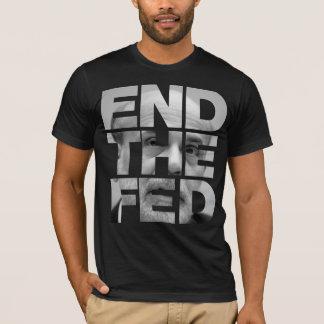 End The Fed Bernanke Shirt