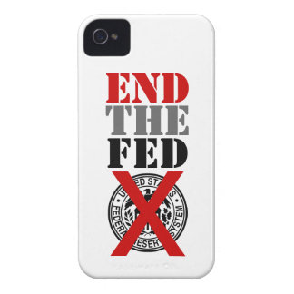 End The Fed - Blackberry Bold Case