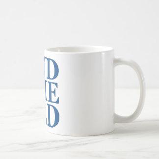 End the Fed - Blue Coffee Mug